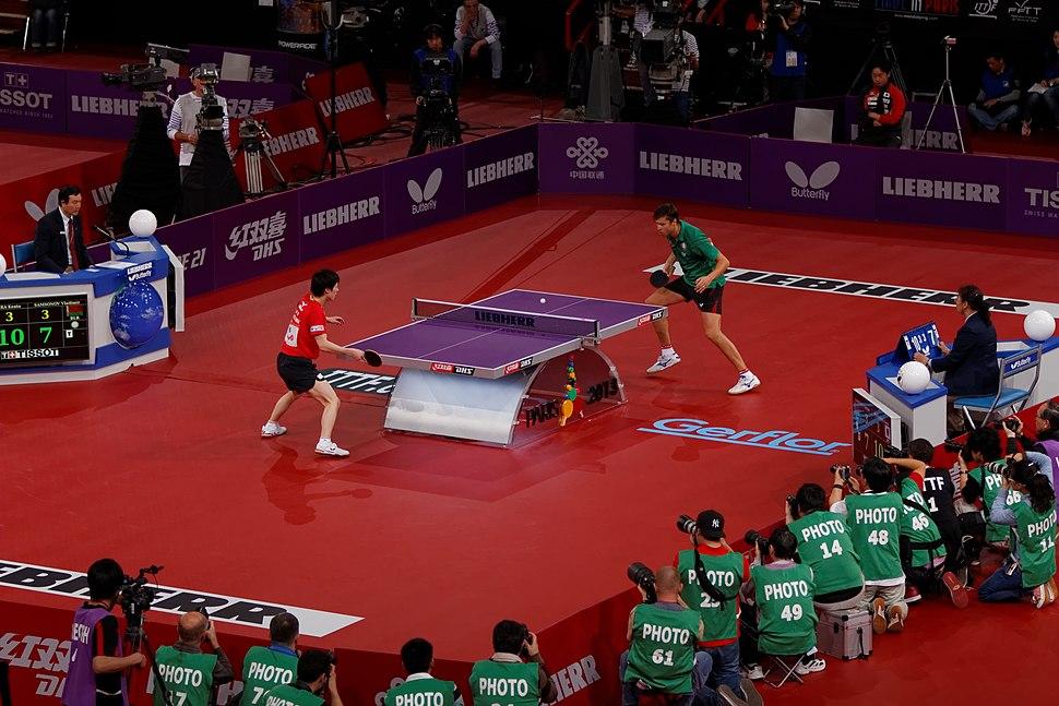 Mondial Ping - Men's Singles - Round 4 - Kenta Matsudaira-Vladimir Samsonov - 57