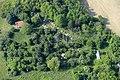Monoszló község temetője a levegőből.jpg