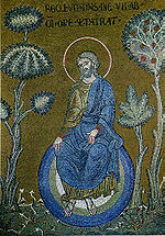 Monreale god resting after creation.jpg