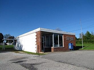 Monroe, Tennessee - Post office in Monroe