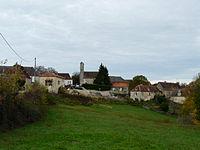 Montagnac-d'Auberoche village.JPG