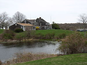 Montauk County Park - Montauk Third House
