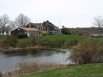 Montauk County Park - Montauk Third House