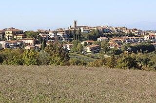 Montespertoli Comune in Tuscany, Italy