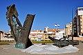 Monument Sderot Moshe Doyan - Ashdot - panoramio.jpg