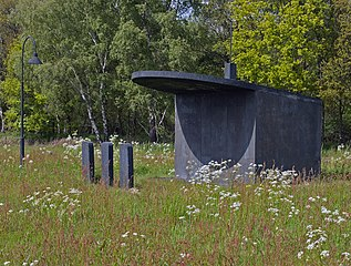 Monument voor de Benzinepomp