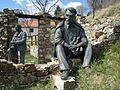 Monumento di Bisagno a Fascia.JPG