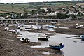 Moorings, Shaldon, low tide - geograph.org.uk - 1510855.jpg