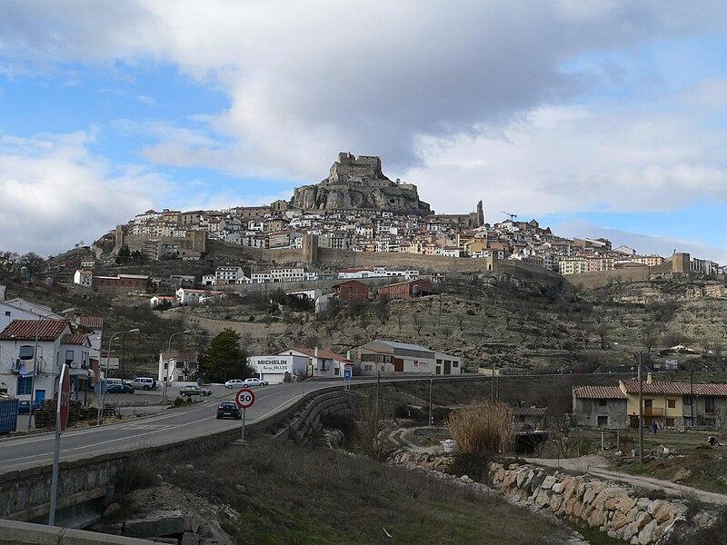File:Morella Panorama.jpg