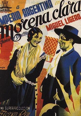 Morena Clara - Image: Morena Clara 1936