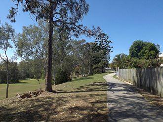 Rothwell, Queensland - Moreton Bay Cycleway, 2016