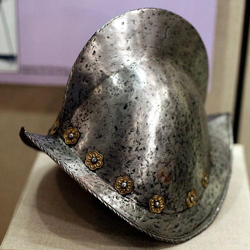 Morion helmet IMG 1292