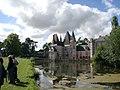 Mortrée, Orne, château d'O bu 1.jpg