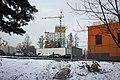 Moscow, Varshavskoe Schosse 141 construction (31640321512).jpg