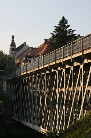 Kandija Bridge - The Kandija Bridge