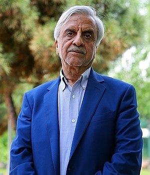 Mostafa Hashemitaba - Image: Mostafa Hashemitaba at YJC 09 (cropped)