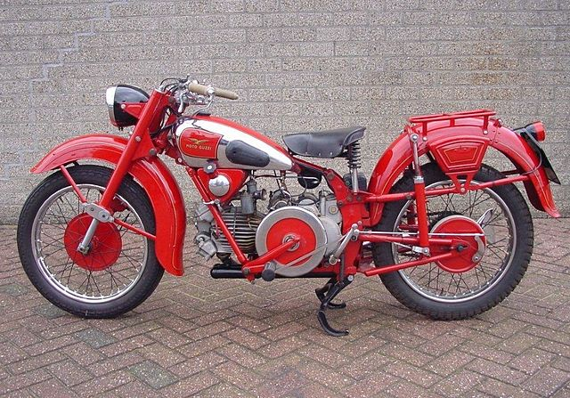 Moto Guzzi Cover