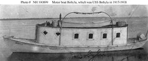 Motorboat Bobylu (1915)