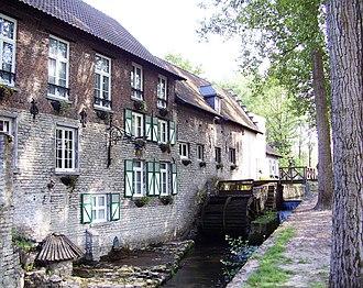 Woluwe-Saint-Lambert - Lindekemale watermill