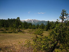 Mountains in Oze National Park.JPG