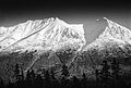 Mountains near Tutshi Lake, Yukon (10720822856).jpg