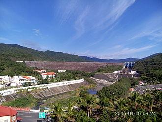 Mudan, Pingtung - Image: Mudan Reservoir