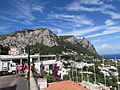 Muntele Solaro vazut de pe Via Roma din Capri1.jpg