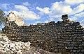 Mur de pedra al despoblat morisc de la Roca.JPG
