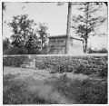 Murfreesboro, Tennessee (vicinity). Monument erected on the battlefield at Stones River in 1863 LOC cwpb.02109.tif