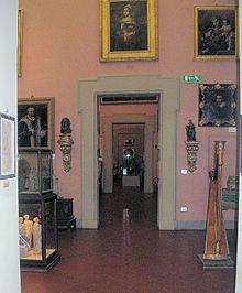 Museo civico d 39 arte industriale davia bargellini wikipedia for Mobili quercia imola