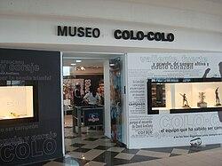 Entrada Del Museo De Colo Colo