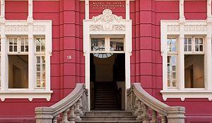 Museu de Arte Contemporânea do Paraná (MAC)