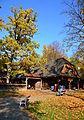 Muzeum - skanzen (Rožnov pod Radhoštěm) - Dřevěné městečko 08.JPG