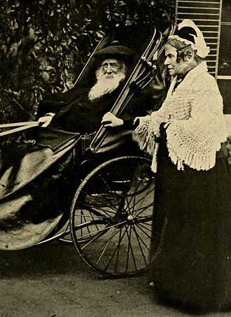 Millicent Fawcett - Fawcett's parents, Newson and Louisa Garrett, in their old age
