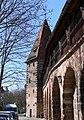 Nürnberg Maxtormauer Turm schwarzes E 5.jpg