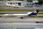 N203AV B727-259 Aeromar MIA 28JAN99 (6064797078).jpg