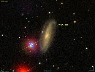 NGC 296 galaxy