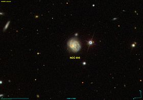 Image illustrative de l'article NGC 695