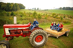 Hayride - Hayride on a farm in Northeast Ohio