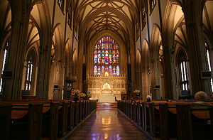 Trinity Church Manhattan Wikipedia