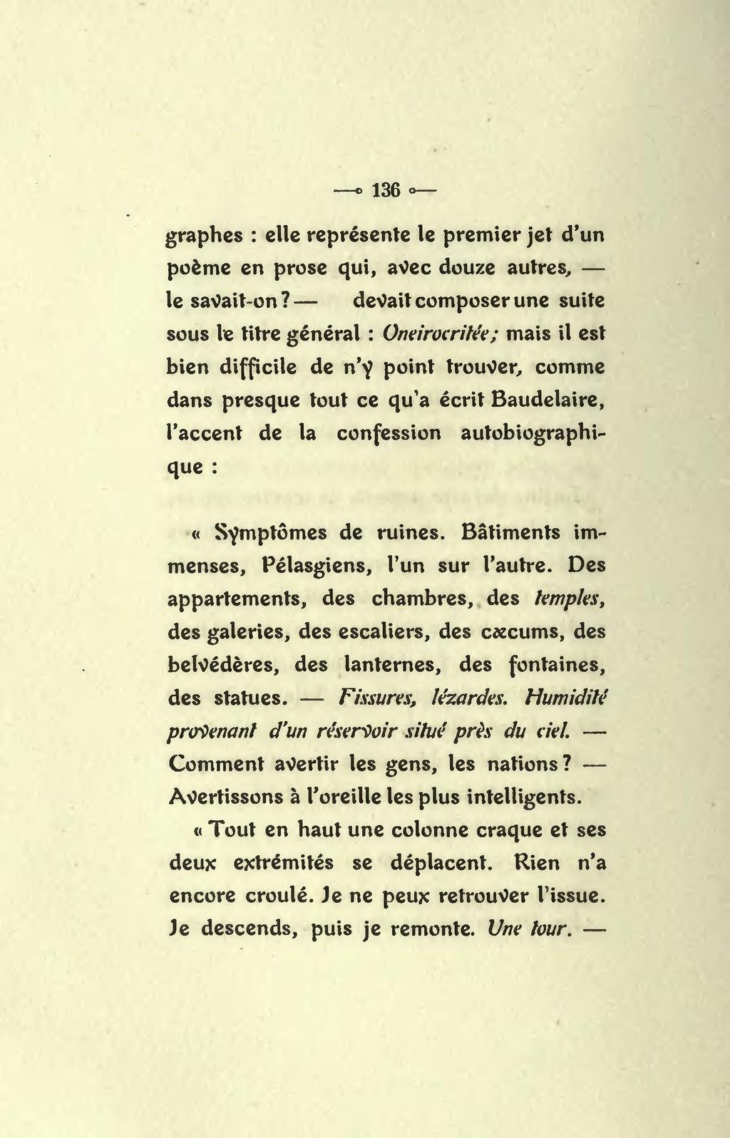 Pagenadar Charles Baudelaire Intime 1911djvu150