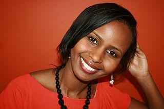 Nadifa Mohamed Somali-British novelist