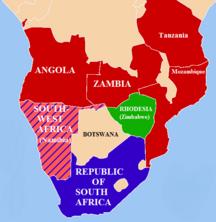 ナミビア-ナミビア独立戦争-NamibianWar1978