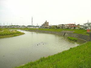 七北田川 2005年5月11日撮影