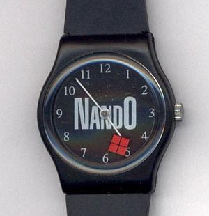 Nando - Christmas gift to Nando staff
