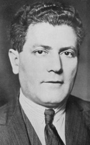Nandor Fodor - Image: Nandor Fodor parapsychologist