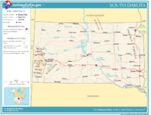 Transportation in South Dakota - Wikipedia on