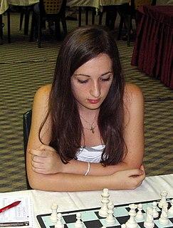Nazí Paikidze Georgian-American chess player