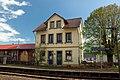 Neckarbischofsheim - Bahnhof Neckarbischofsheim Stadt 2016-04-12 16-09-45.JPG