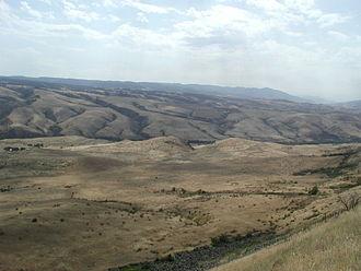 Battle of White Bird Canyon - White Bird Canyon